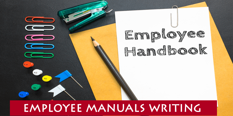 Employee Manual Writing
