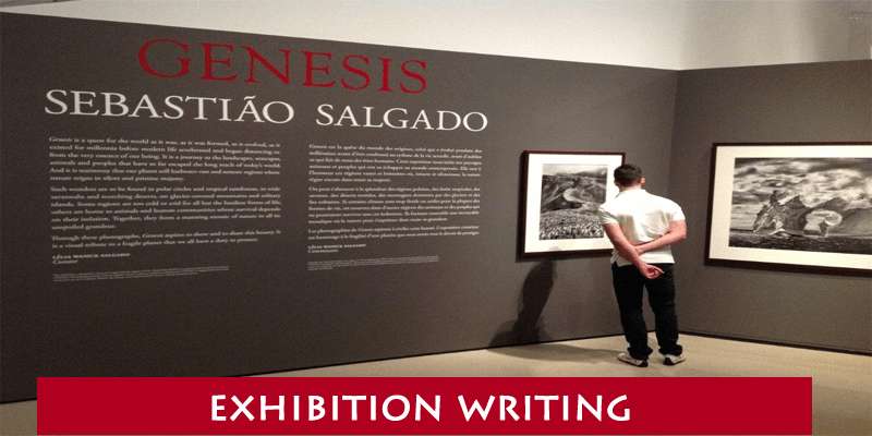 Exhibition Writing